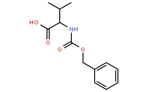 CBZ-D-缬氨酸