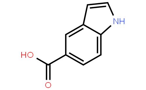 Indole-5-carboxylic