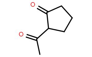 2-乙酰基环戊酮