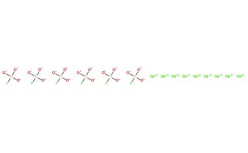 氟硅酸钙结构式