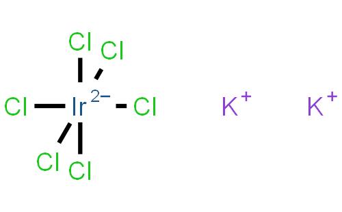 六氯铱(IV)酸钾