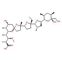 莫能菌素(CAS:17090-79-8)