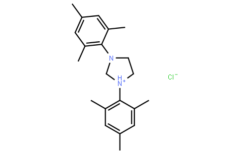 1,3 -双( 2,4,6 -三甲苯基)氯化咪唑鎓
