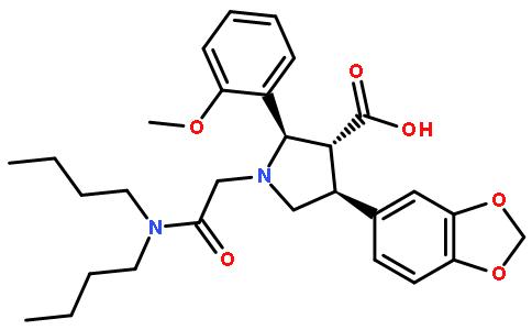 吡咯环结构式