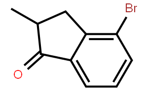 1H-Inden-1-one,4-bromo-2,3-dihydro-2-methyl-