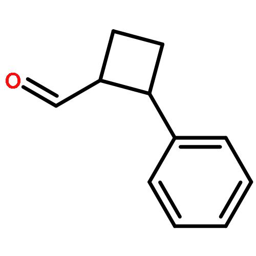反式-(9ci)-2-苯基-环丁烷羧醛