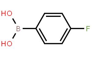 4-Fluorobenzeneboronicacid