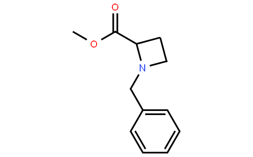 Methyl 1-benzylazetidine-2-carboxylate