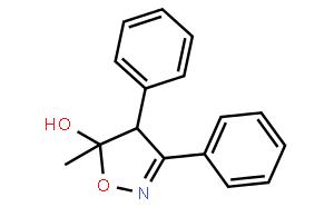4,5-二氢-5-甲基-3,4-二苯基-5-异恶唑