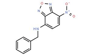 4-苄氨基-7-硝基苯并-2-氧杂-1,3-二唑