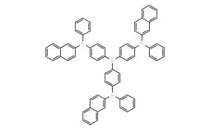 4,4',4''-三[2-萘基(苯基)氨基]三苯胺