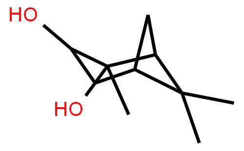 2,3-蒎烷二醇结构式