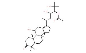 泽泻醇A醋酸酯;24-乙酰泽泻醇A