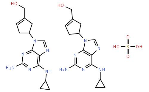 阿巴卡韦硫酸盐