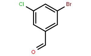 3-溴-5-氯苯甲醛