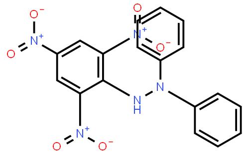 2,2-联苯基-1-苦基肼基(freeradical),DPPH(1898-66-4)