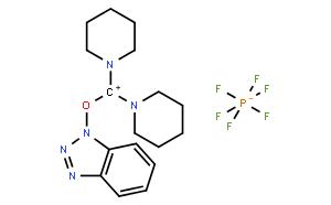 HBPipU(苯并三氮唑-1-基氧基)二哌啶碳六氟磷酸盐
