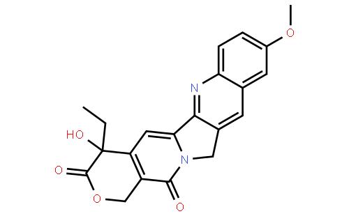 南京泽朗医药技术有限公司 > 9-甲氧基喜树碱   结构式搜索 cas: 联系