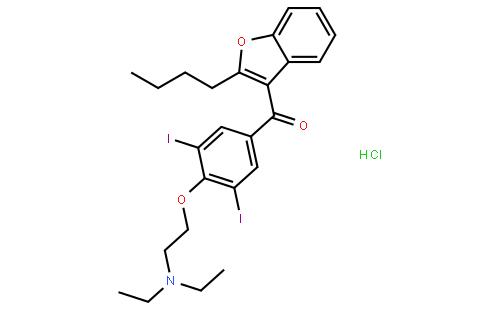 胺碘酮盐酸盐