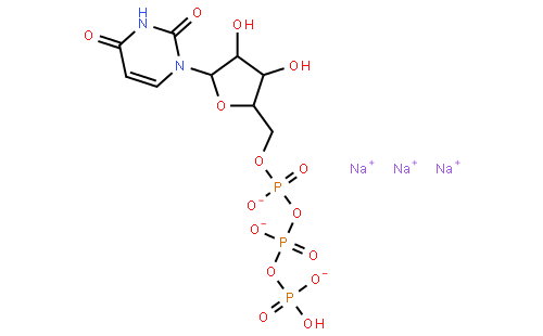 5'-三磷酸尿苷三鈉