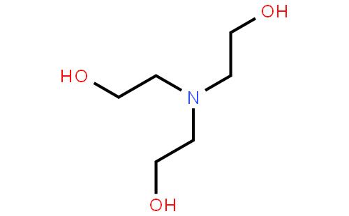 三乙醇胺结构式