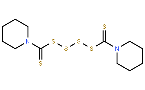 四硫化双五亚甲基秋兰姆