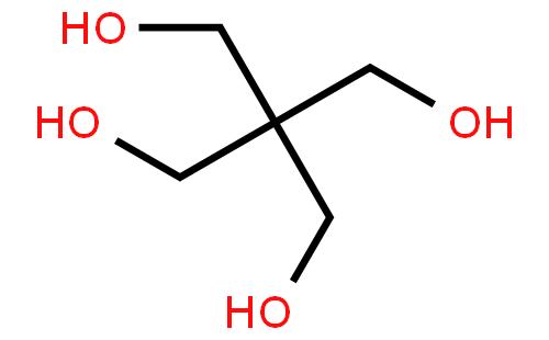 季戊四醇结构式