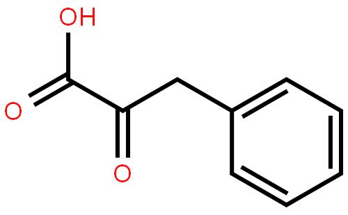 苯丙酮酸结构式