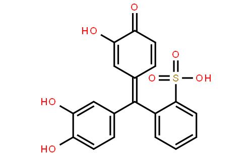 邻苯二酚紫指示液