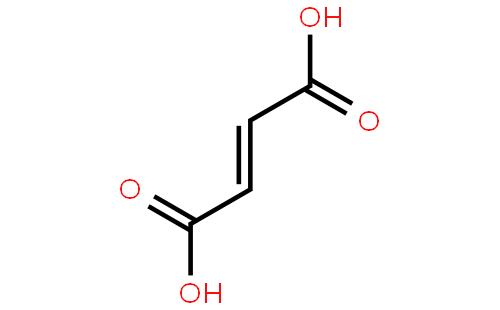 富马酸结构式