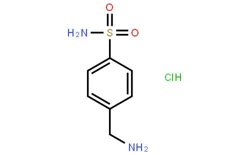 盐酸磺胺米隆结构式