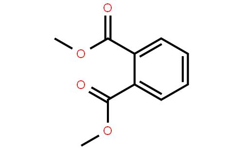 邻苯二甲酸二甲酯结构式