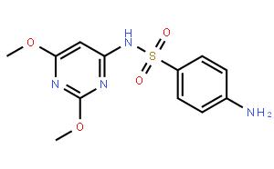 Sulfadimethoxine