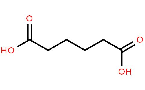 己二酸结构式
