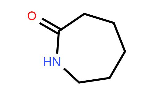 己内酰胺结构式