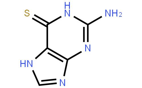 6-硫鳥嘌呤