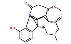12H-6a,4-(Ethaniminomethano)indolo[3,2,1-ij]oxepino[2,3,4-de]quinoline-6,12(2H)-dione,4a,5,13,13a,13b,13c-hexahydro-10-hydroxy-16-methyl-, (4aR,6aS,13aS,13bR,13cS)-
