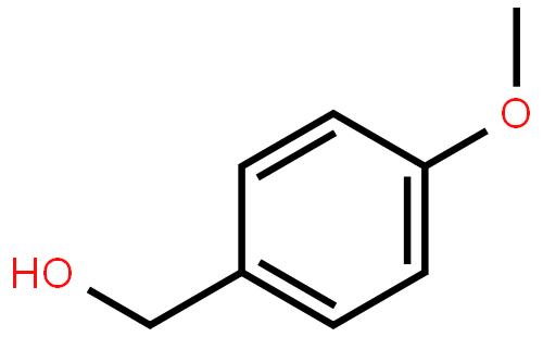 对甲氧基苄醇结构式