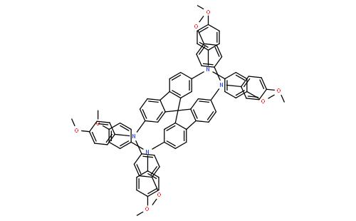 2,2',7,7'-四[N,N-二(4-甲氧基苯基)氨基]-9,9'-螺二芴