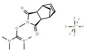 HNTU 2-(内-5-降冰片烯-2,3-二羧酰亚胺)-1,1,3,3-四甲基脲六氟磷酸盐
