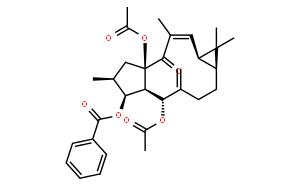 千金子二萜醇二乙酰苯甲酰酯