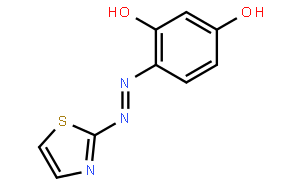 TAR[=4-(2-噻唑基偶氮)-1,3-苯二酚]