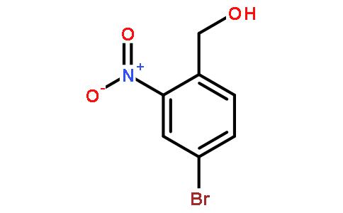 4-溴-2-硝基苄醇