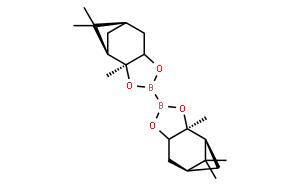 双(1S,2S,3R,5S)(+)-蒎烷二醇二硼酯