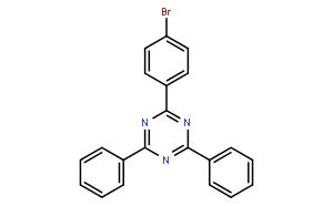 2-(4-broMophenyl)-4,6-diphenyl-1,3,5-triazine
