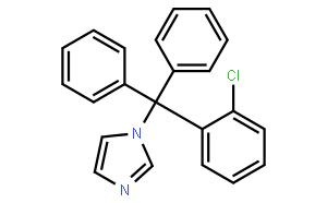 克霉唑(CAS:23593-75-1)结构式图片