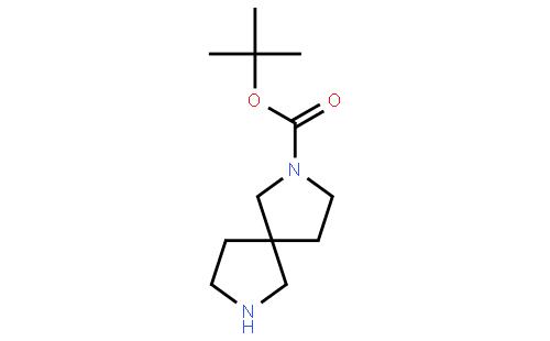 2,7-Diazaspiro[4.4]nonane-2-carboxylicacid, 1,1-dimethylethyl ester