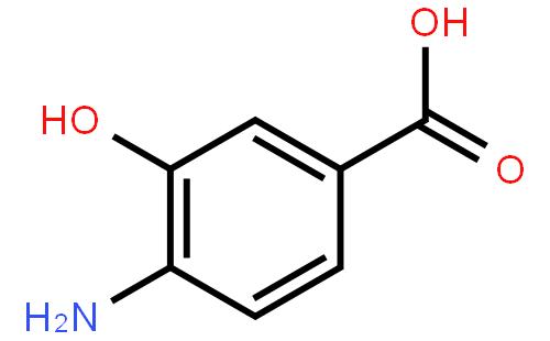 4-氨基-3-羟基苯甲酸