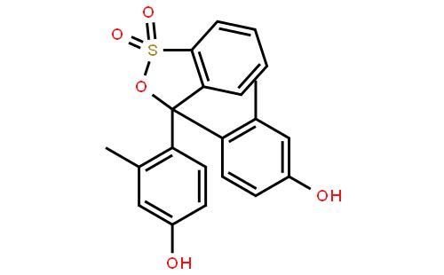 间甲酚紫pH指示液