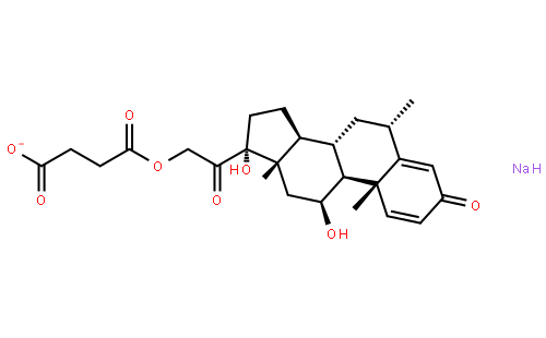 上海依赫生物科技有限公司 > 甲基泼尼松龙琥珀酸钠   结构式搜索 cas